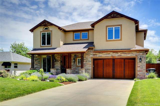 952 Krameria Street, Denver, CO 80220 (#5360436) :: Bring Home Denver with Keller Williams Downtown Realty LLC