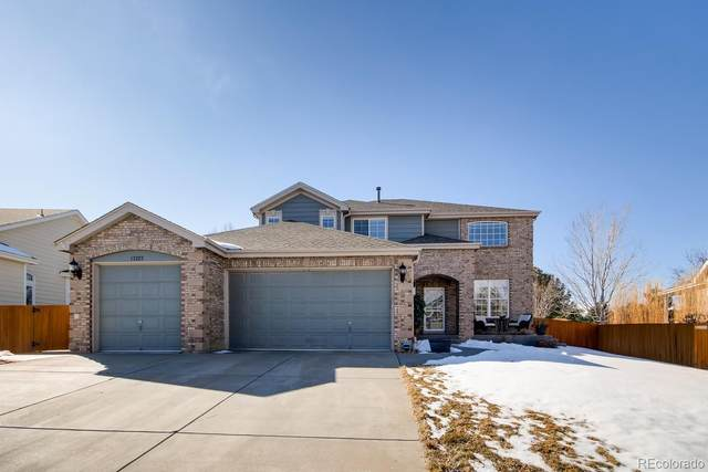 17227 E Dewberry Circle, Parker, CO 80134 (#5360468) :: The Heyl Group at Keller Williams