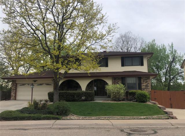 8070 W Calhoun Drive, Littleton, CO 80123 (MLS #5360899) :: 8z Real Estate