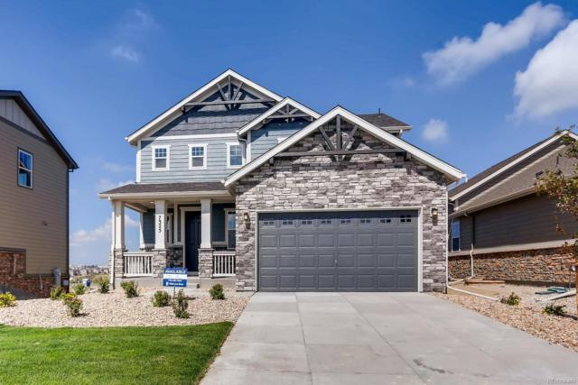 7325 S Titus Way, Aurora, CO 80016 (#5361452) :: The Tamborra Team