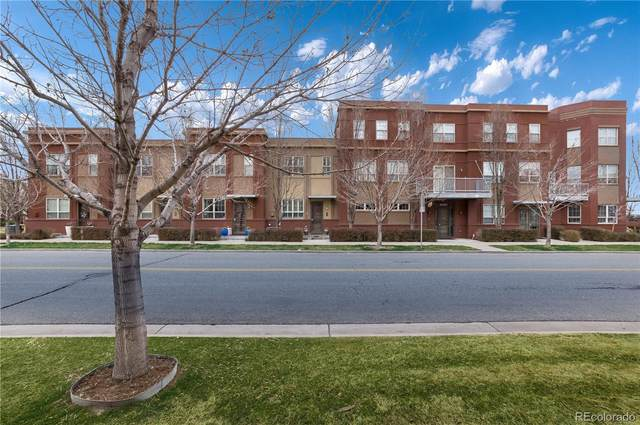7777 E 1st Place #107, Denver, CO 80230 (#5361821) :: Wisdom Real Estate