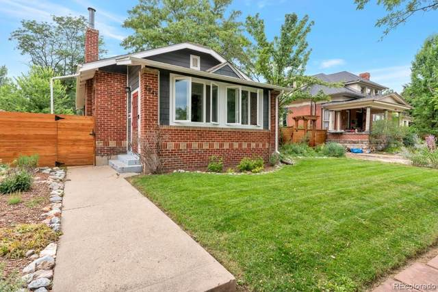 3941 Tejon Street, Denver, CO 80211 (#5362238) :: Kimberly Austin Properties