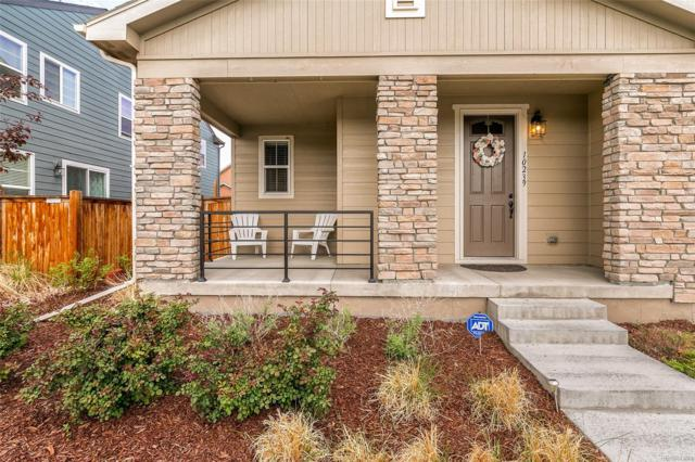 10239 E 25th Drive, Aurora, CO 80010 (#5362264) :: The Peak Properties Group