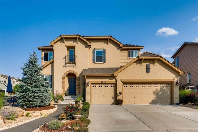 3040 Breezy Lane, Castle Rock, CO 80109 (#5362489) :: Colorado Home Realty