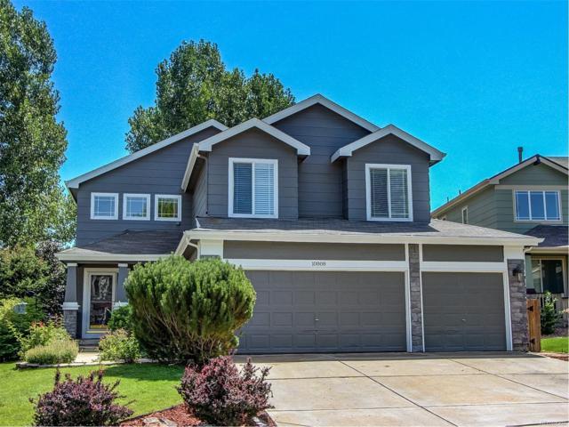 10808 Crooke Drive, Parker, CO 80134 (MLS #5362545) :: 8z Real Estate
