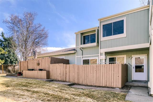 15423 E Temple Place #75, Aurora, CO 80015 (#5362708) :: The Griffith Home Team