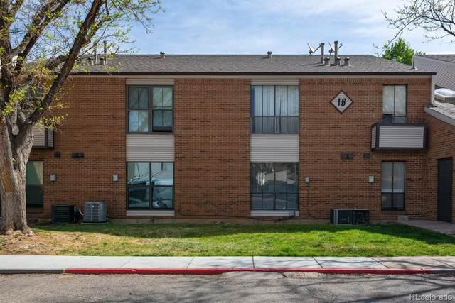 3550 S Harlan Street #273, Denver, CO 80235 (#5363054) :: The Heyl Group at Keller Williams