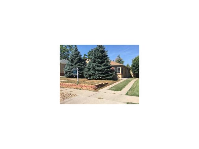 1339 Stuart Street, Denver, CO 80204 (MLS #5363374) :: 8z Real Estate