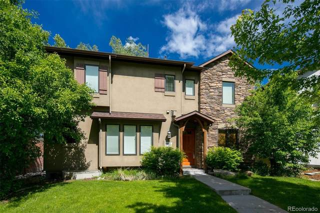710 Pontiac Street, Denver, CO 80220 (#5363431) :: The Gilbert Group