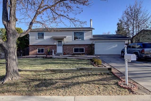 14956 E Columbia Drive, Aurora, CO 80014 (#5363530) :: Wisdom Real Estate