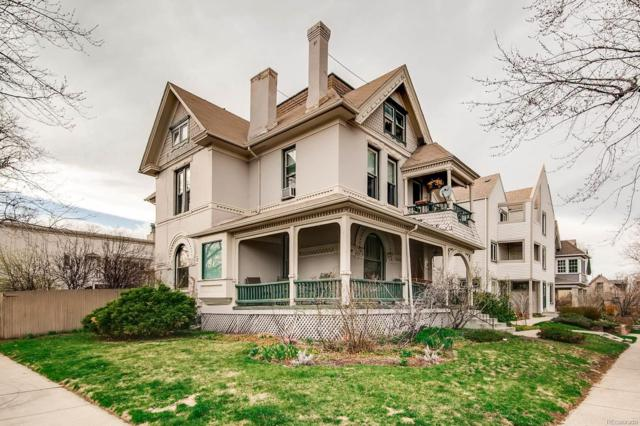 107 Pearl Street C, Denver, CO 80203 (#5363542) :: The Healey Group