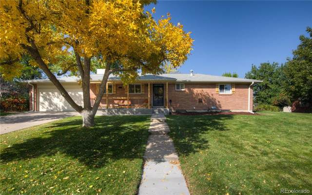 7175 S Grant Street, Centennial, CO 80122 (MLS #5363628) :: Kittle Real Estate
