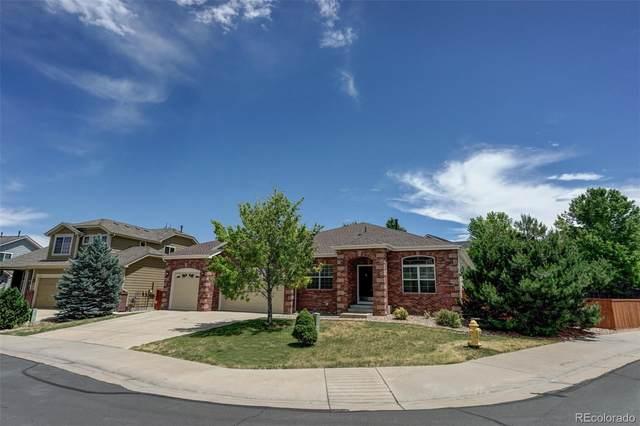 7366 Geode Court, Castle Rock, CO 80108 (MLS #5363659) :: 8z Real Estate