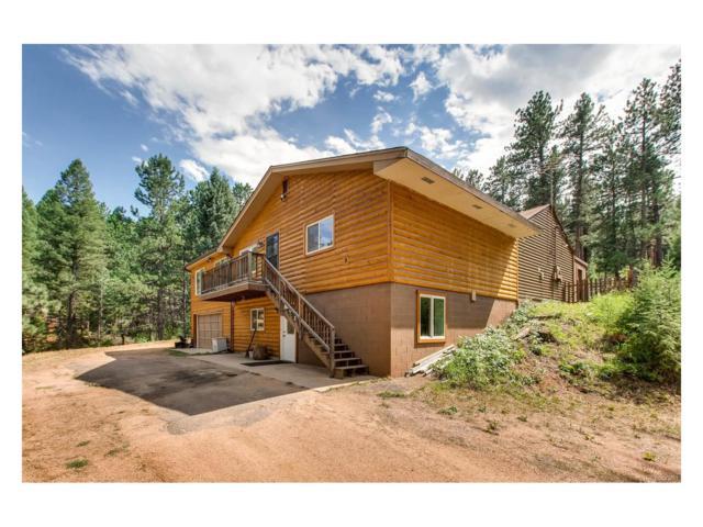 1680 S County Highway 67, Sedalia, CO 80135 (MLS #5363841) :: 8z Real Estate