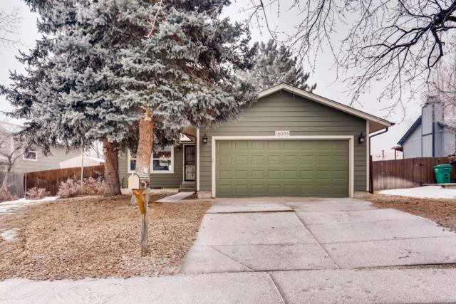 16096 E Oxford Drive, Aurora, CO 80013 (#5363851) :: The City and Mountains Group