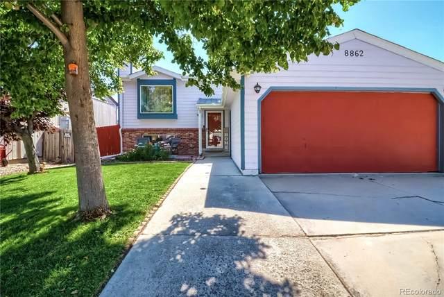 8862 W Cooper Avenue, Littleton, CO 80128 (#5364669) :: milehimodern
