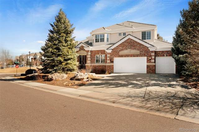 10510 Lieter Place, Lone Tree, CO 80124 (#5364672) :: The Scott Futa Home Team
