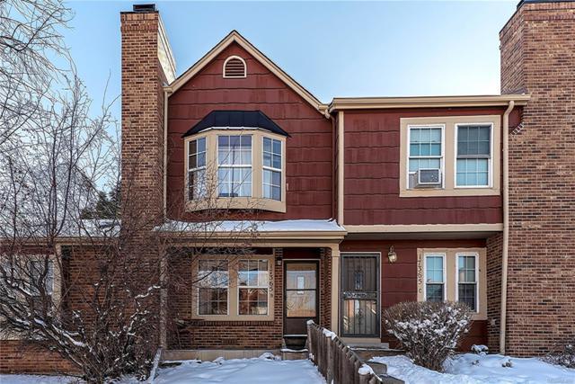 17365 E Rice Circle B, Aurora, CO 80015 (MLS #5365057) :: 8z Real Estate