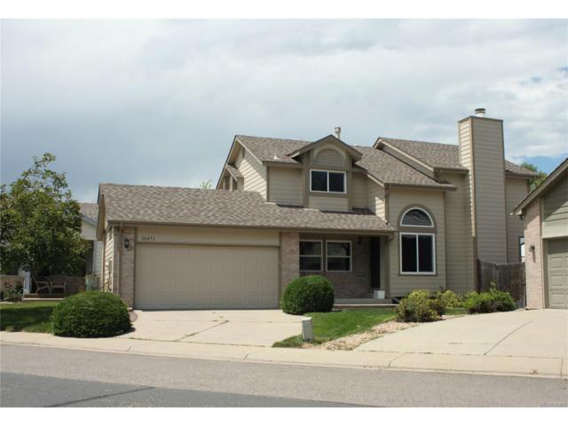 10471 W 83rd Place, Arvada, CO 80005 (MLS #5365216) :: 8z Real Estate