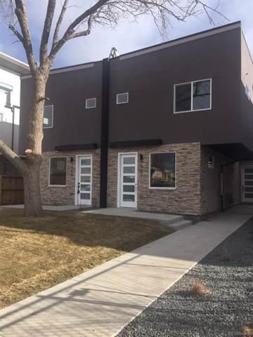 1362 Yates Street, Denver, CO 80204 (MLS #5365445) :: Colorado Real Estate : The Space Agency