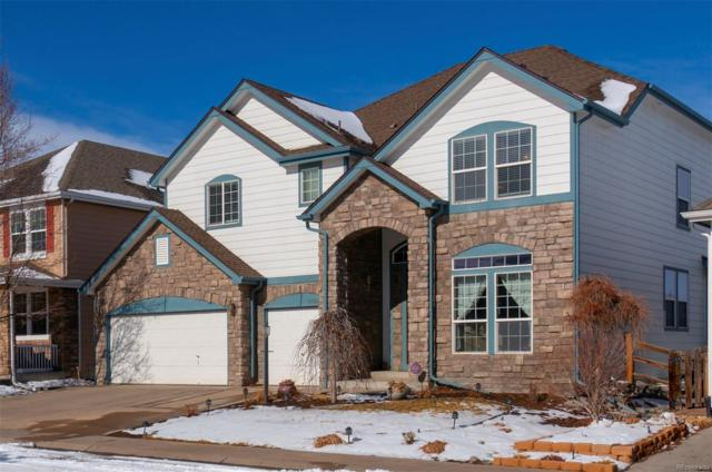 9335 W Quarles Place, Littleton, CO 80128 (MLS #5365457) :: Bliss Realty Group