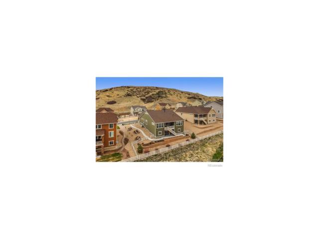 898 Eveningsong Drive, Castle Rock, CO 80104 (MLS #5365742) :: 8z Real Estate