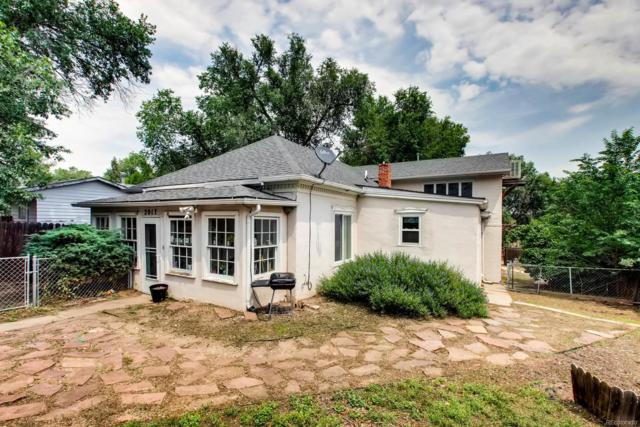 2017 N 7th Street, Colorado Springs, CO 80907 (#5365923) :: The Pete Cook Home Group