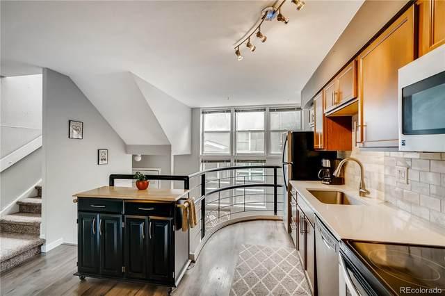 1300 Garfield Street #5, Denver, CO 80206 (#5365946) :: Wisdom Real Estate