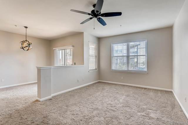 12814 Ironstone Way #202, Parker, CO 80134 (#5366351) :: The HomeSmiths Team - Keller Williams