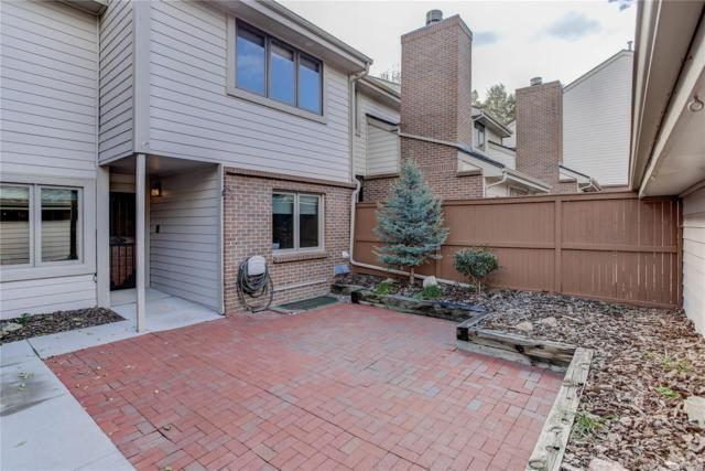 12546 W 2nd Drive #21, Lakewood, CO 80228 (#5366374) :: The Galo Garrido Group
