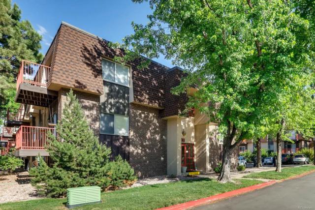 7755 E Quincy Avenue 101A1, Denver, CO 80237 (#5366673) :: The Galo Garrido Group