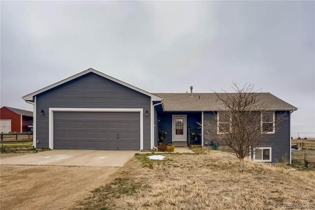 6583 Bow Meadows Drive, Elizabeth, CO 80107 (#5366694) :: HomeSmart