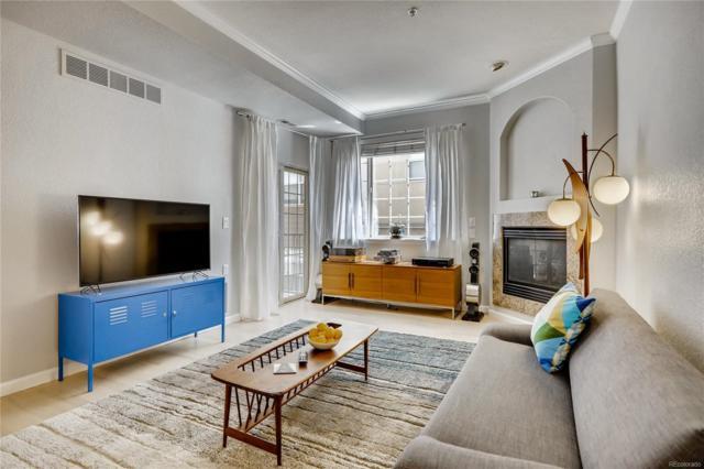 1865 Gaylord Street D, Denver, CO 80206 (MLS #5366722) :: 8z Real Estate
