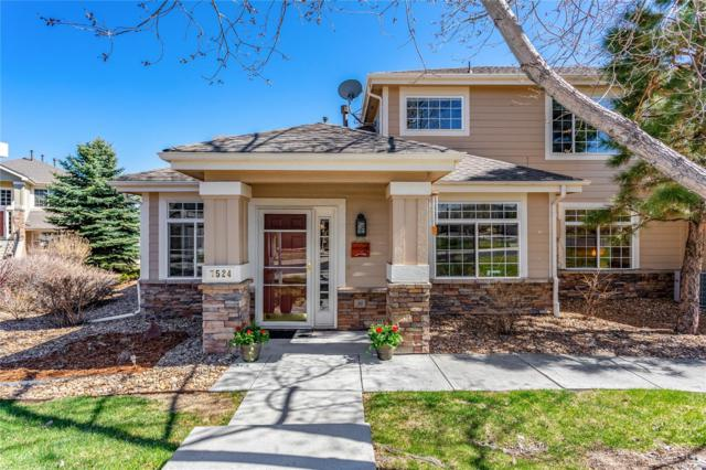 7524 Pineridge Trail, Castle Pines, CO 80108 (#5366802) :: Colorado Team Real Estate