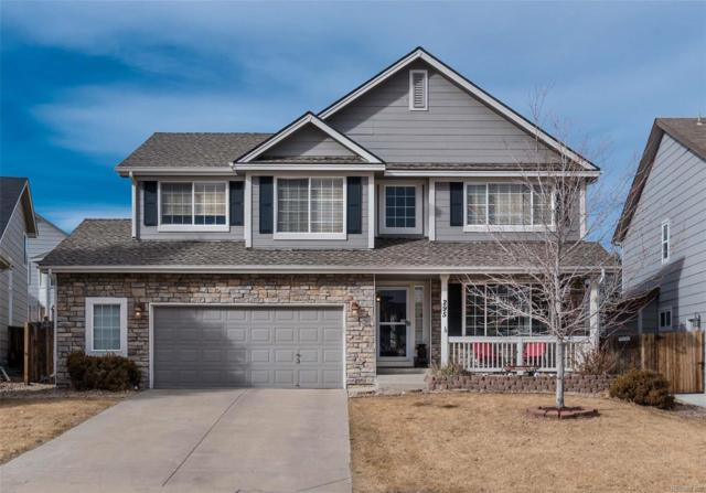 295 Ponderosa Street, Castle Rock, CO 80104 (#5366803) :: Colorado Team Real Estate