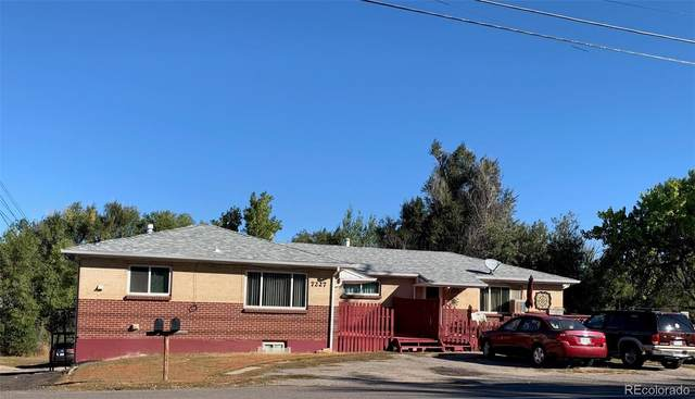 7225-7227 W 20th Avenue, Lakewood, CO 80214 (#5367331) :: Finch & Gable Real Estate Co.