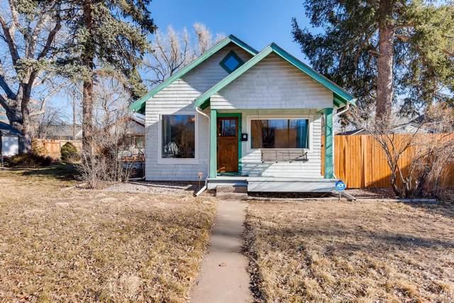 319 N Foote Avenue, Colorado Springs, CO 80909 (MLS #5367790) :: Keller Williams Realty