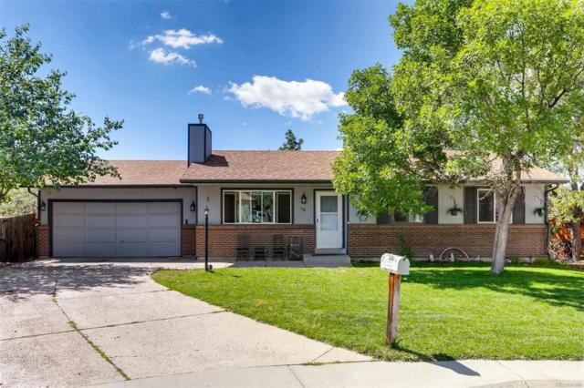 110 Baldwin Court, Castle Rock, CO 80104 (#5368032) :: The Galo Garrido Group