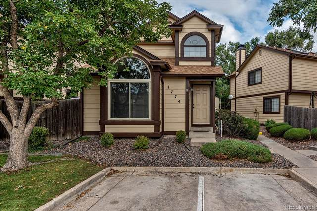 1774 S Pagosa Way, Aurora, CO 80017 (#5368499) :: Real Estate Professionals