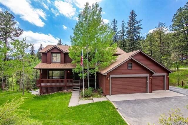 50 Conifer Drive, Evergreen, CO 80439 (#5368533) :: The DeGrood Team