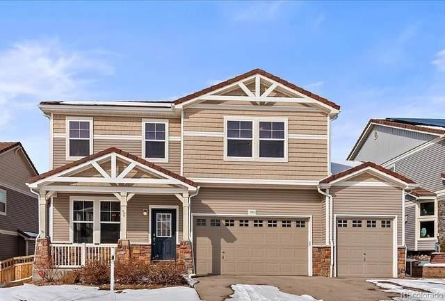 3303 Dawn Glow Way, Castle Rock, CO 80109 (MLS #5368586) :: 8z Real Estate