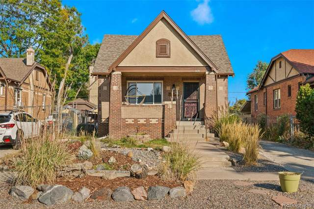 1428 Tennyson Street, Denver, CO 80204 (#5368689) :: Real Estate Professionals