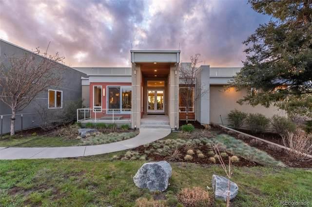 1576 Silverheels Drive, Larkspur, CO 80118 (#5368773) :: Venterra Real Estate LLC