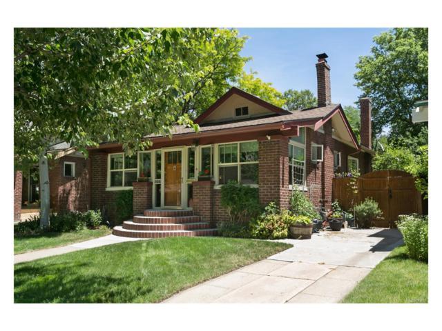 926 S York Street, Denver, CO 80209 (MLS #5368794) :: 8z Real Estate
