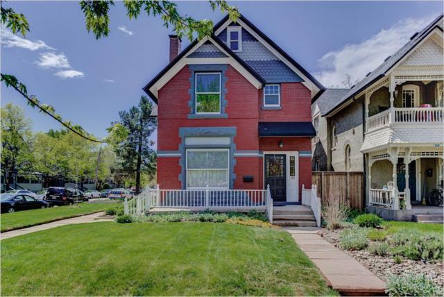 102 W Irvington Place, Denver, CO 80223 (#5368909) :: Colorado Home Finder Realty