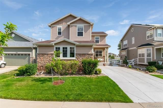 1320 S Duquesne Circle, Aurora, CO 80018 (MLS #5369147) :: Find Colorado Real Estate