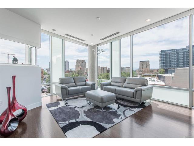55 W 12th Avenue #408, Denver, CO 80204 (MLS #5369245) :: 8z Real Estate