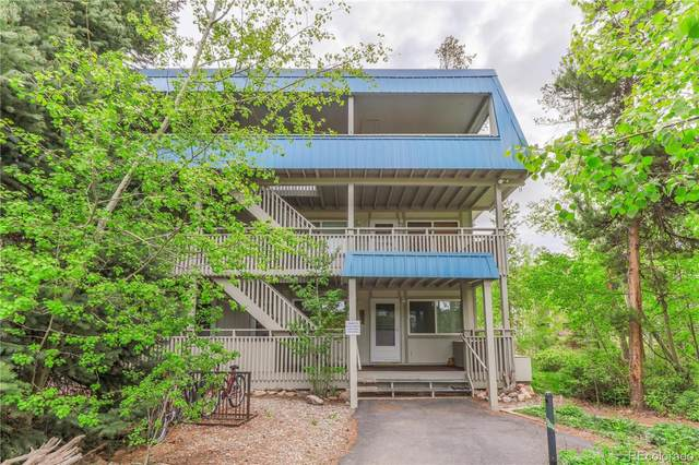 400 High Country Drive #11, Winter Park, CO 80482 (MLS #5369307) :: 8z Real Estate