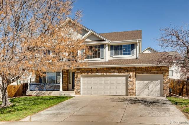 19485 E Bates Drive, Aurora, CO 80013 (#5369583) :: The Peak Properties Group