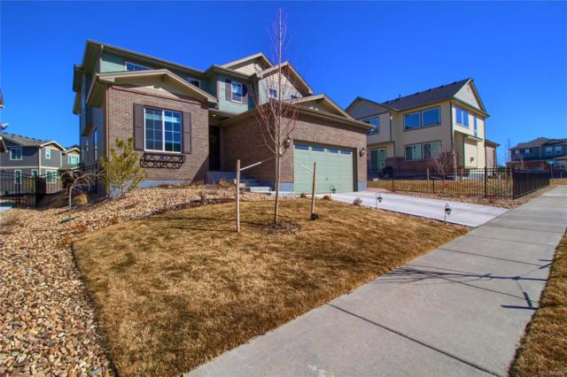 7586 S Quantock Court, Aurora, CO 80016 (#5369730) :: The Tamborra Team